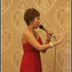 wedding emcee for Brian & Ellen