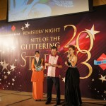 Jocelyn emcee for RHB Investment Bank