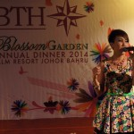 Emcee for BTH Dinner & Dance 2014