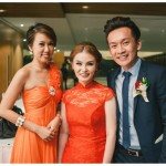 MC JO emceed Ceci & Edward's Wedding